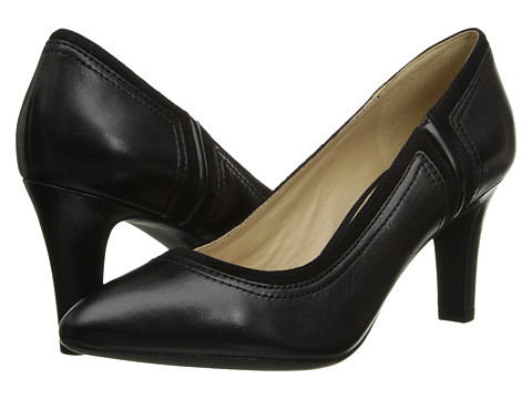 Geox - D Amithi 1 (Black) Women's 1-2 inch heel Shoes