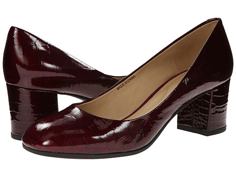 Geox - D Celestial 7 (Bordeaux) Women's 1-2 inch heel Shoes