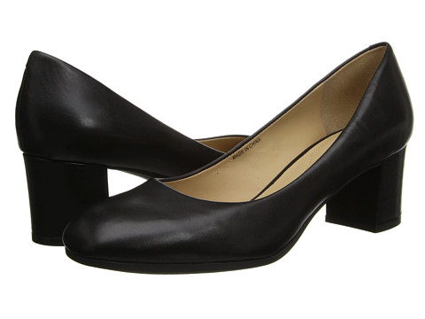 Geox - D Celestial 6 (Black) Women's 1-2 inch heel Shoes