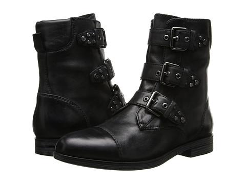 Geox - D Dalya 7 (Black) Women's Boots
