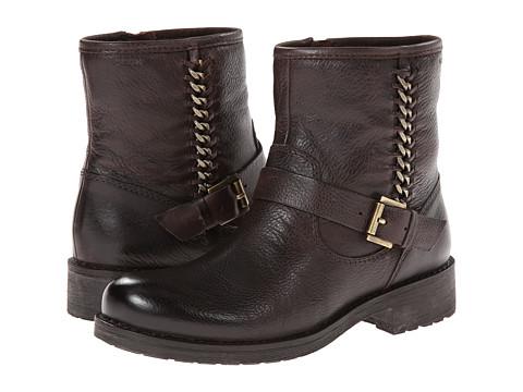 Geox - Donna New Virna 6 (Dark Coffee) Women's Boots