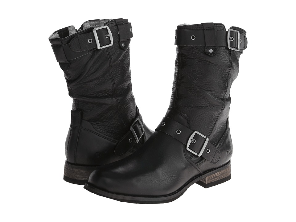 Caterpillar Casual - Midi (Black Outrage) Women's Boots
