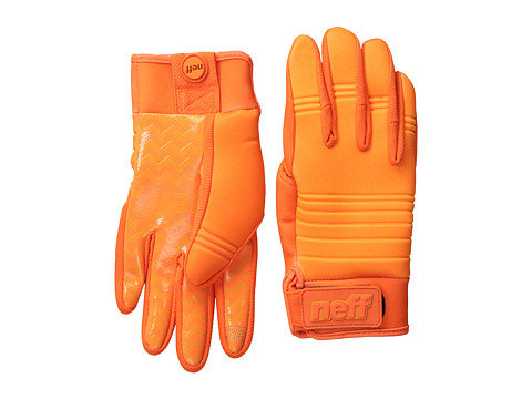 Neff - Daily Pipe Glove 2 (Orange) Snowboard Gloves