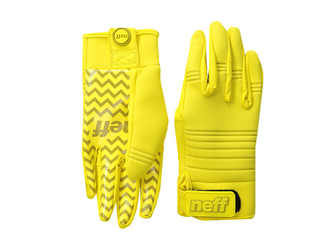 Neff - Daily Pipe Glove 2 (Yellow) Snowboard Gloves