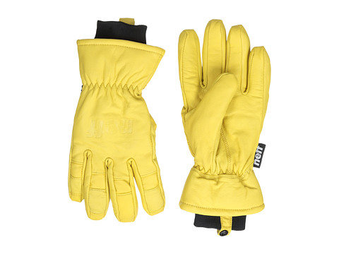 Neff - Work Glove (Tan) Extreme Cold Weather Gloves