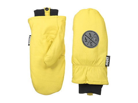 Neff - Work Mitt (Tan) Over-Mits Gloves