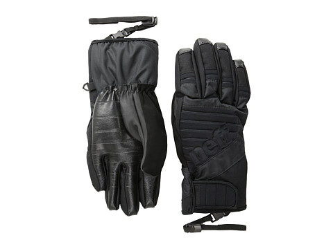 Neff - Digger Glove (Black) Extreme Cold Weather Gloves