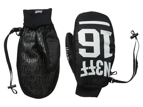 Neff - Character Mitt (Crew) Over-Mits Gloves