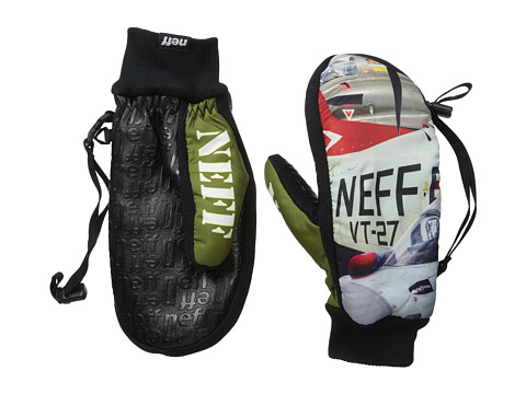 Neff - Character Mitt (Warplanes) Over-Mits Gloves
