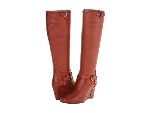 Geox - D Ultraviolet 6 (Rust) Women's Boots