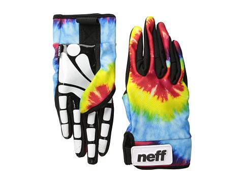 Neff - Chameleon Glove (Tie Dye) Snowboard Gloves