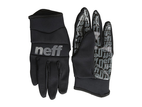 Neff - Ripper Glove (Black) Extreme Cold Weather Gloves