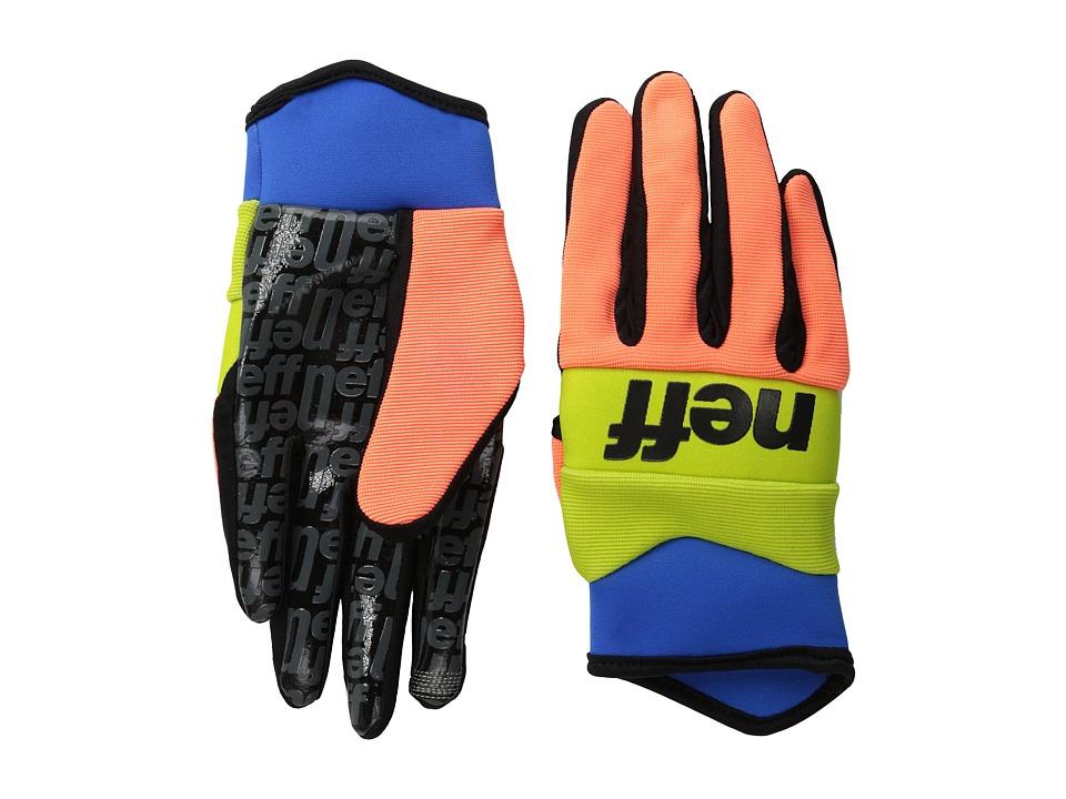Neff - Ripper Glove (Wild) Extreme Cold Weather Gloves