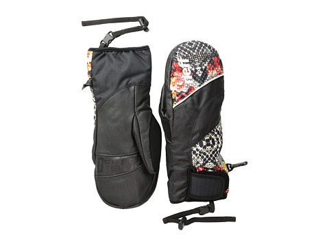 Neff - Misty Mitt (Snake Life) Over-Mits Gloves