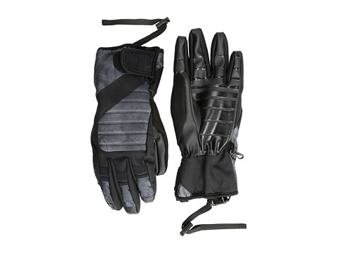 Neff - Digger Glove (Black Crystal) Extreme Cold Weather Gloves