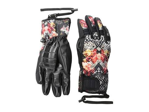 Neff - Digger Glove (Snake Life) Extreme Cold Weather Gloves