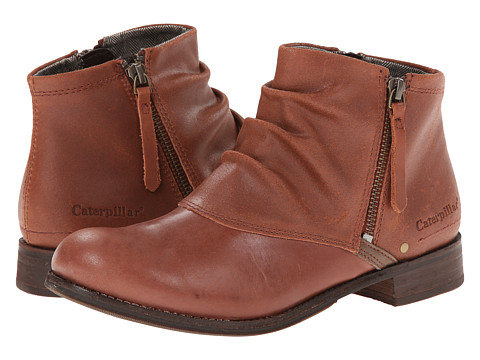 Caterpillar Casual - Irenea (Fall Flame/Chestnut/Coch Leather) Women