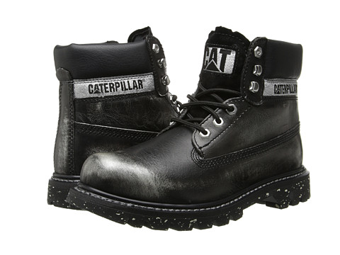 Caterpillar Casual - Colorado (Silver) Women's Lace-up Boots