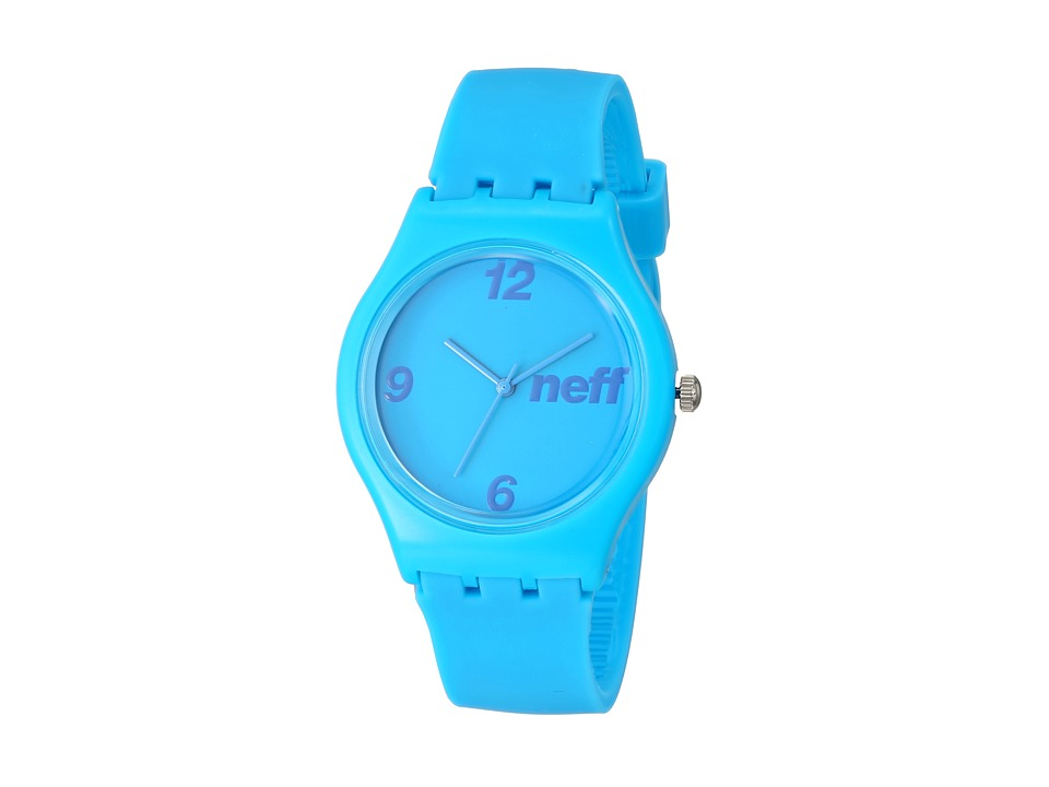Neff - Typhoon Watch (Cyan) Watches