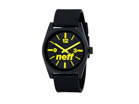 Neff - Daily Watch (Black/Yellow) Watches