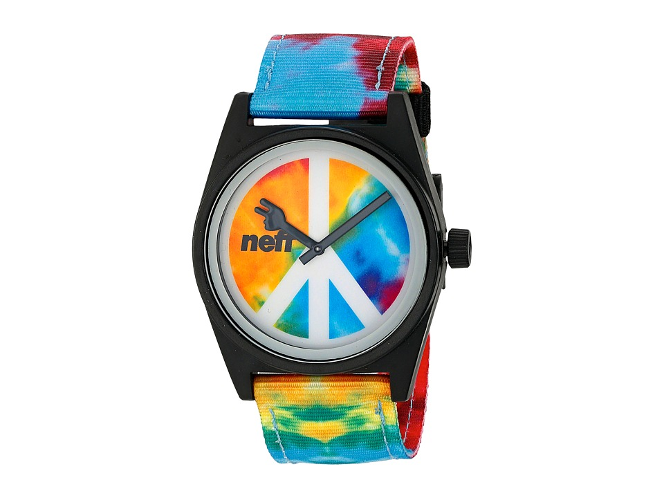 Neff - Daily Woven Watch (Hippie) Watches