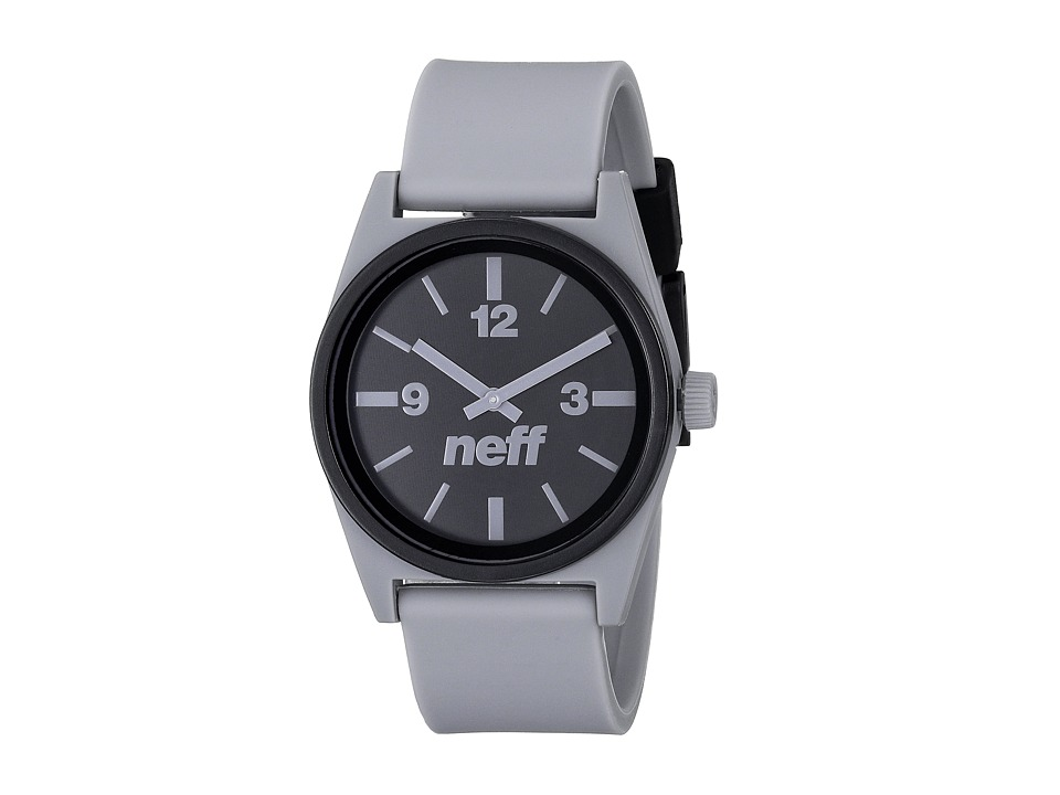 Neff - Deuce (Grey) Analog Watches