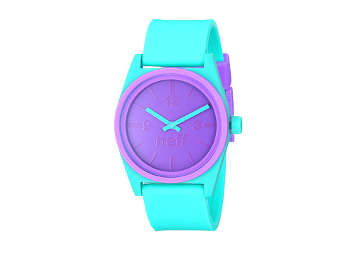 Neff - Deuce (Teal/Purple) Analog Watches