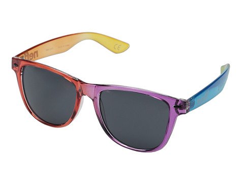 Neff - Daily Shades (Clear Rainbow) Sport Sunglasses