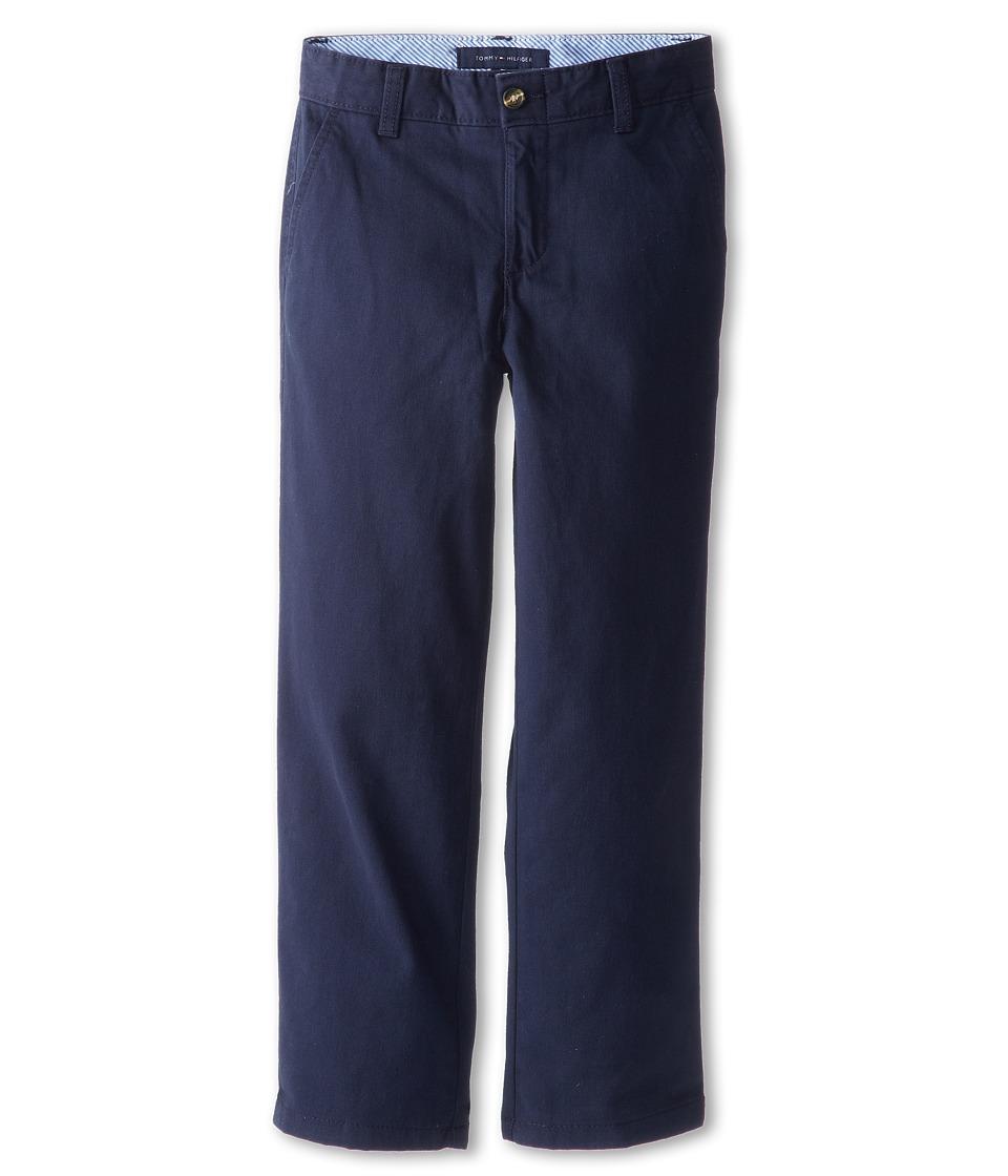 Tommy Hilfiger Kids - Academy Chino Pant (Big Kids) (Swim Navy) Boy's Casual Pants