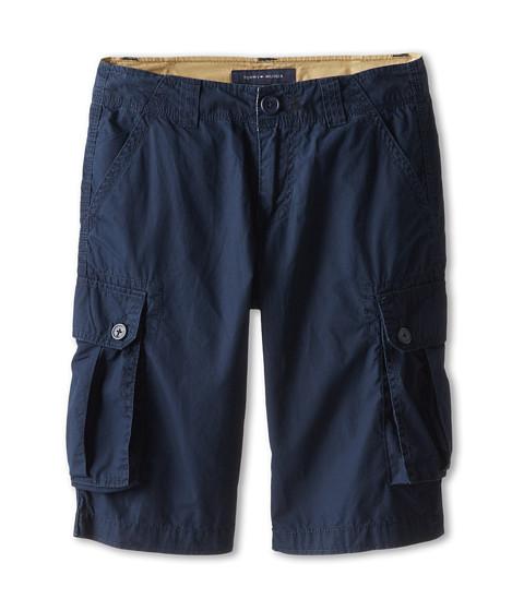 Tommy Hilfiger Kids - Back Country Cargo Short (Big Kids) (Swim Navy) Boy