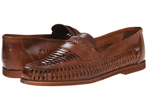 Dune London - Brighton Rock (Tan) Men's Slip on Shoes