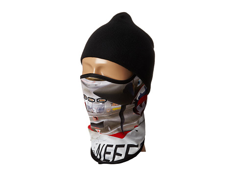 Neff - 1942 Mask (Grey) Traditional Hats