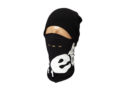 Neff - Slant Mask (Black) Casual Visor