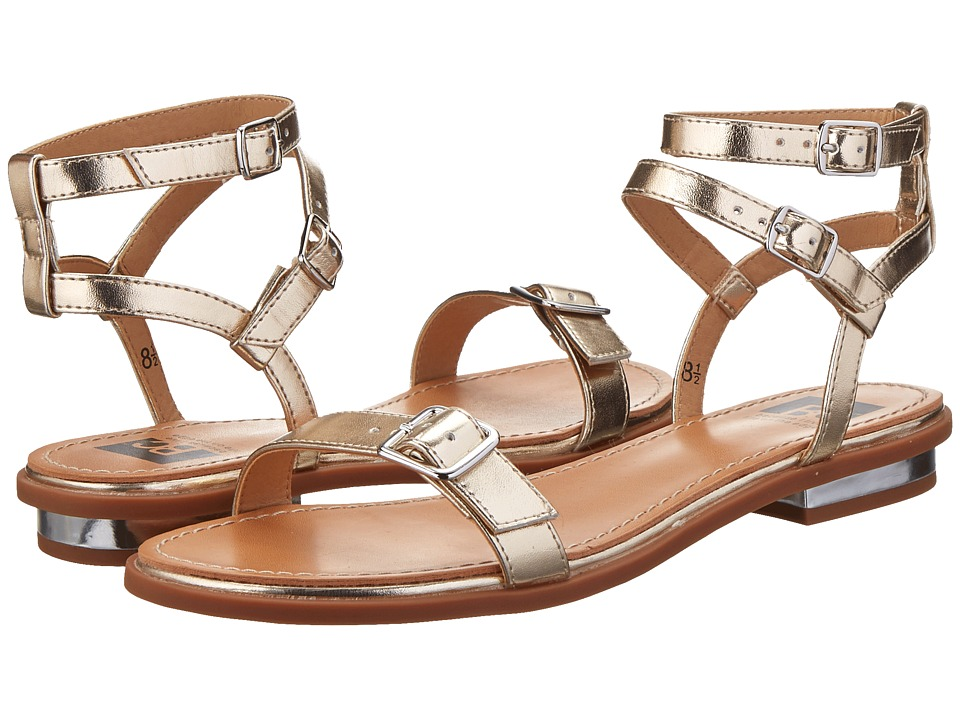 BC Footwear - Come Out And Play (Gold) Women's Sandals