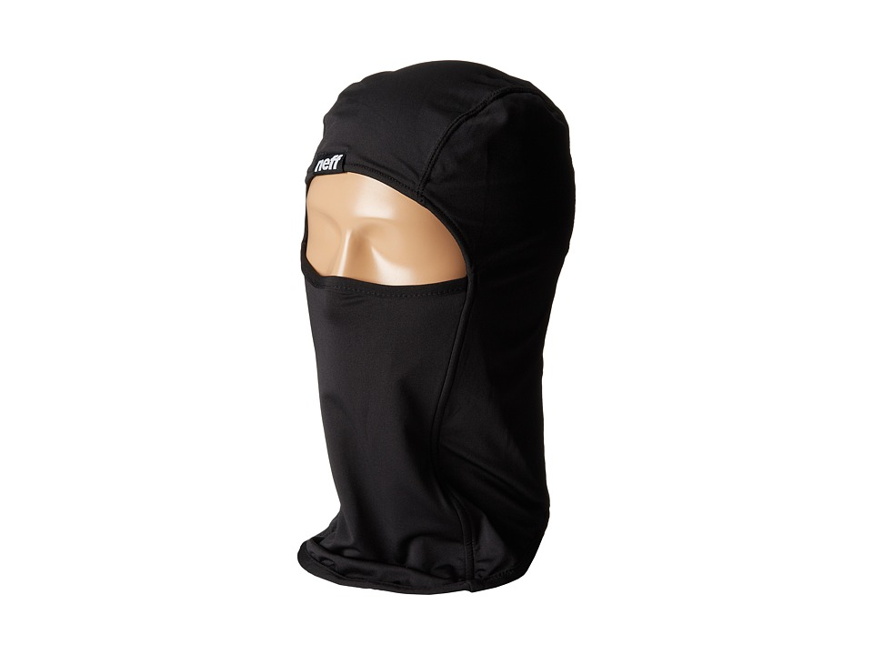 Neff - Balaclava (Black) Traditional Hats