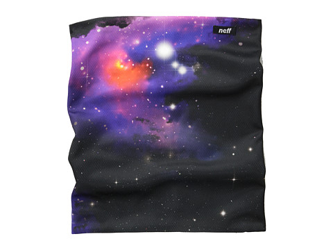 Neff - Stretchy Neck Thing (Space) Scarves