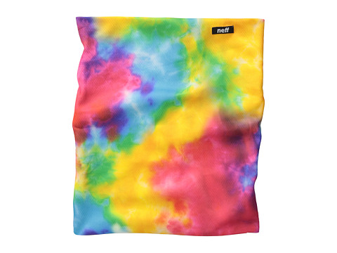 Neff - Stretchy Neck Thing (Tie Dye) Scarves