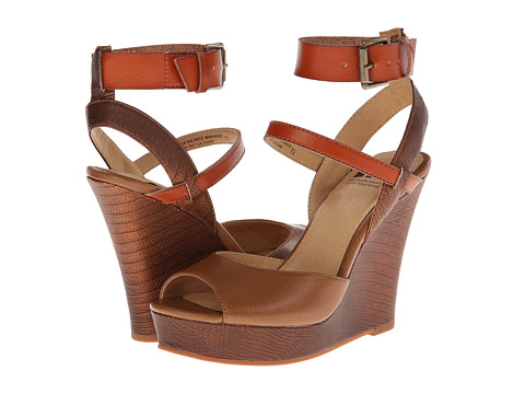 BC Footwear - Move It (Cognac) Women's Wedge Shoes