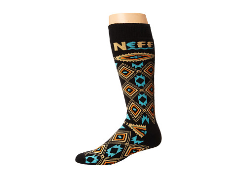 Neff - Tribal Beach Snow Sock (Tribal Beach) Knee High Socks Shoes