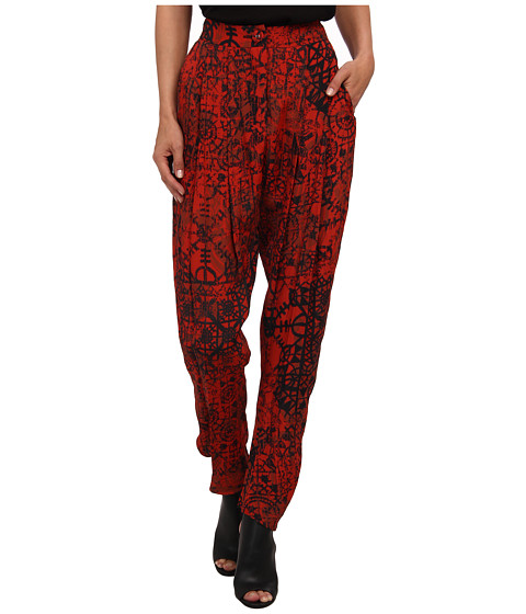 Vivienne Westwood Anglomania - Void Trousers (Orange) Women's Casual Pants