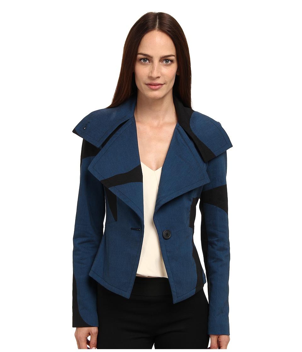 Vivienne Westwood - Whisper Jacket (Petrol) Women's Jacket