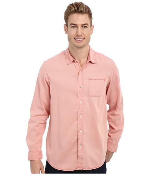 Tommy Bahama - Island Modern Fit Coastline Cruiser L/S Shirt (Light Seashell) Men