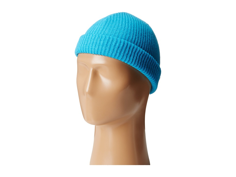 Neff - Daily Beanie (Youth) (Cyan) Beanies