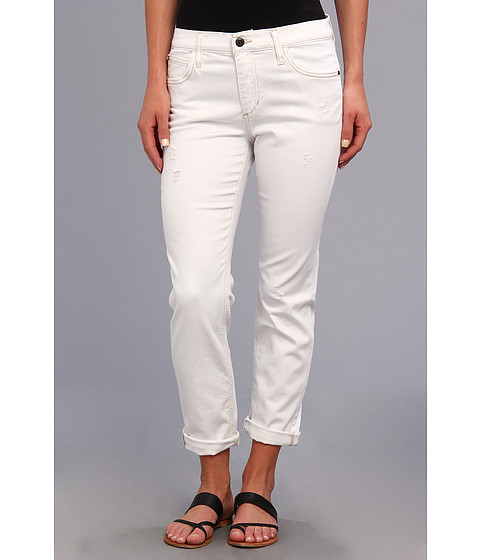 Joe's Jeans - Vintage Reserve Easy Crop in Vintage White (Vintage White) Women's Clothing