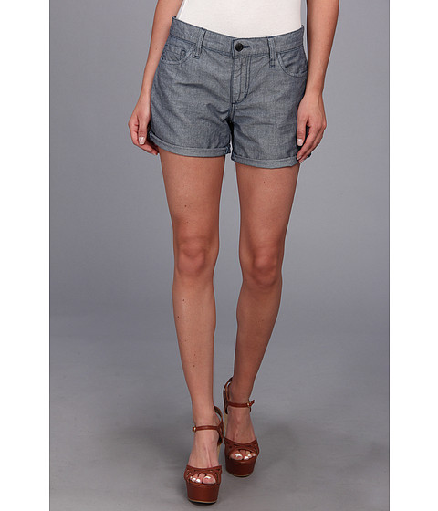 Joe's Jeans - Weekend Collection Rolled Short in Ocean (Ocean) Women's Shorts