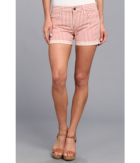 Joe's Jeans - Weekend Collection Rolled Short in Fire (Fire) Women's Shorts
