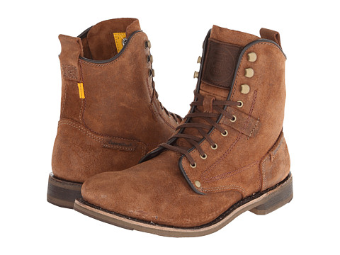 Caterpillar - Orson (Dark Snuff Suede) Men's Boots