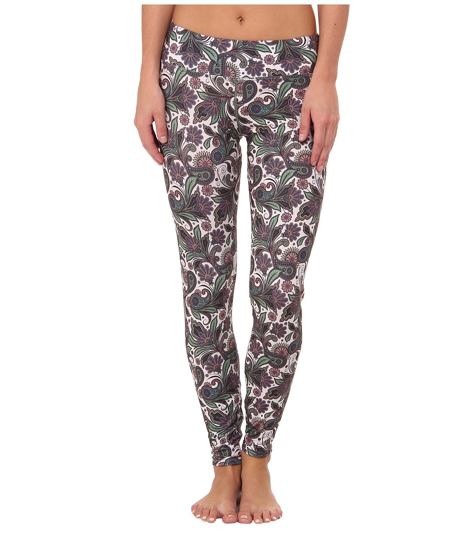 Hot Chillys - MTF Sublimated Print Tight (Paisley) Women's Outerwear