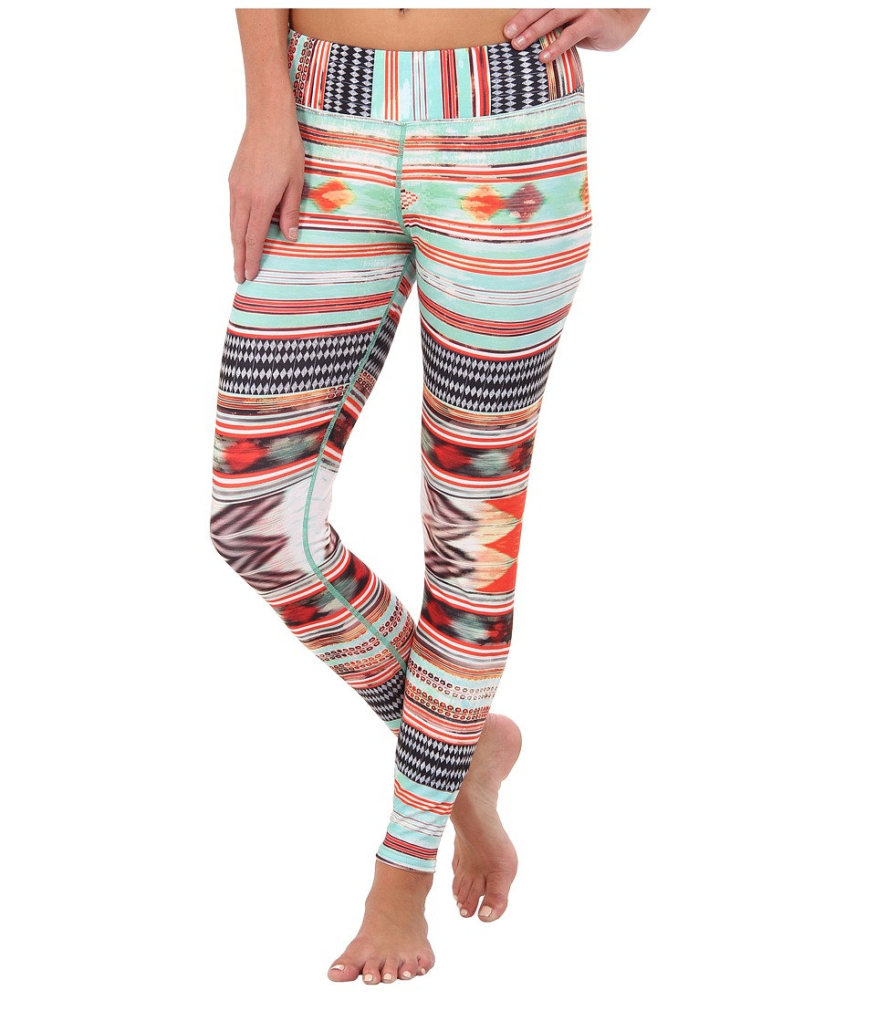 Hot Chillys - MTF Sublimated Print Tight (Sacred Stripe) Women's Outerwear