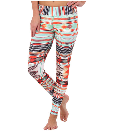 Hot Chillys - MTF Sublimated Print Tight (Sacred Stripe) Women
